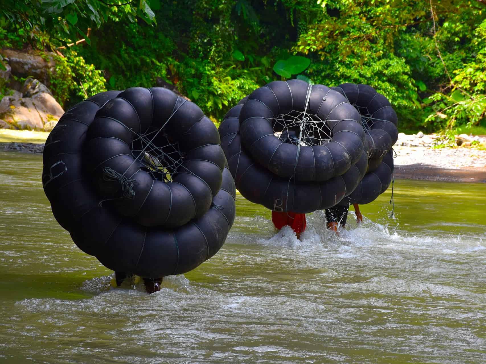 BUKIT LAWANG TUBE PORTER - SUMATRA ECOTRAVEL