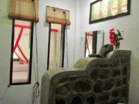 BATHROOM AT ECOTRAVEL COTTAGES BUKIT LAWANG - SUMATRA ECOTRAVEL
