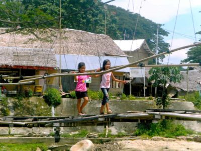 LOCAL CHILDREN - SUMATRA ECOTRAVEL BUKITLAWANG