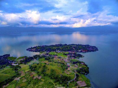 SAMOSIR ISLAND - LAKE TOBA - SUMATRA ECOTRAVEL
