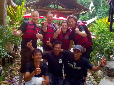 JUNGLE TREKKING - SUMATRA ECOTRAVEL BUKIT LAWANG