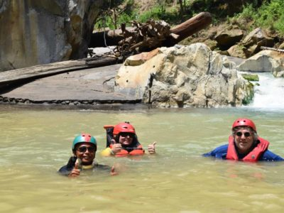 WHITE WATER RAFTING - SUMATRA ECOTRAVEL