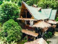 EcoTravel Cottages Bukit Lawang