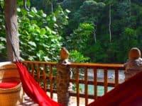 Orangutan Room - Hangout@EcoTravel Bukit Lawang