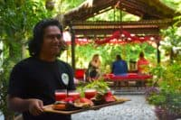 Breakfast - EcoTravel Bukit Lawang