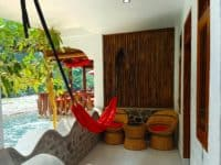 Jungle View Room (standard) - Hangout@EcoTravel Bukit Lawang