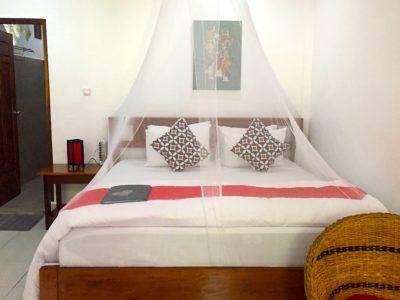 Jungle View Room (standard) - Hangout@EcoTravel Bukit Lawang