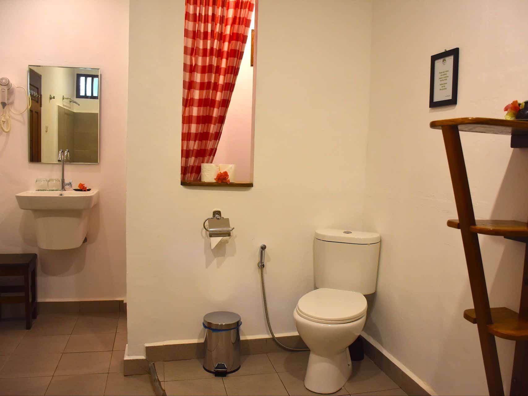 Jungle View Room (superior) - Hangout@EcoTravel Bukit Lawang