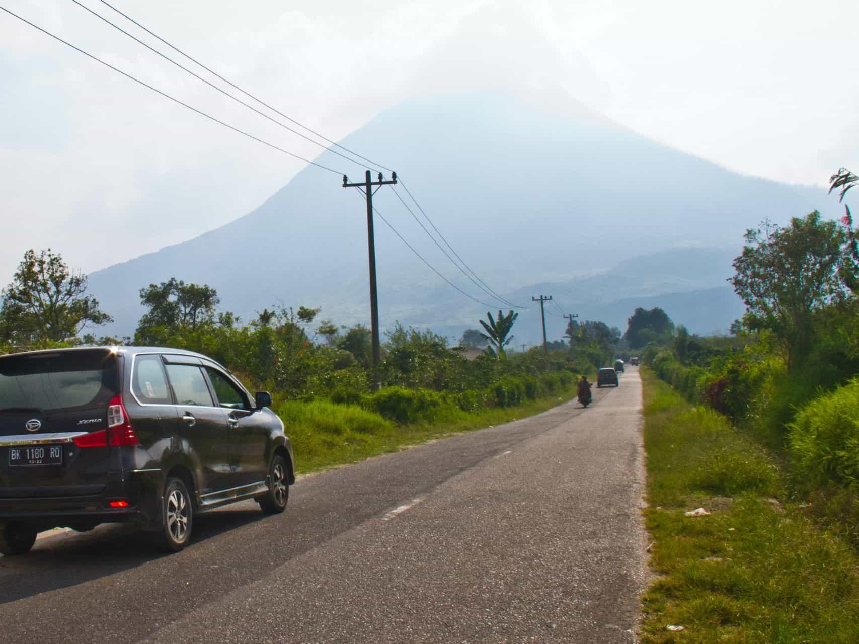 EcoTravel Transfer from Bukit Lawang to the Lake Toba - Berastagi volcano & Lake Toba - Sumatra Highlights by Sumatra EcoTravel